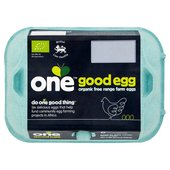 One Egg Organic Free Range Eggs
