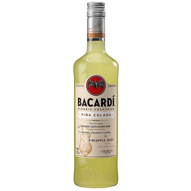 Where To Buy Bacardi Pina Colada Frozen Mix