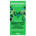 Montezuma's Milk Chocolate Peppermint Bar