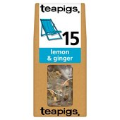 Teapigs Lemon & Ginger