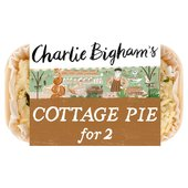 Charlie Bigham's Cottage Pie for 2