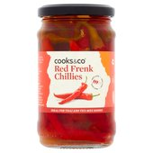 Cooks & Co Red Chillies