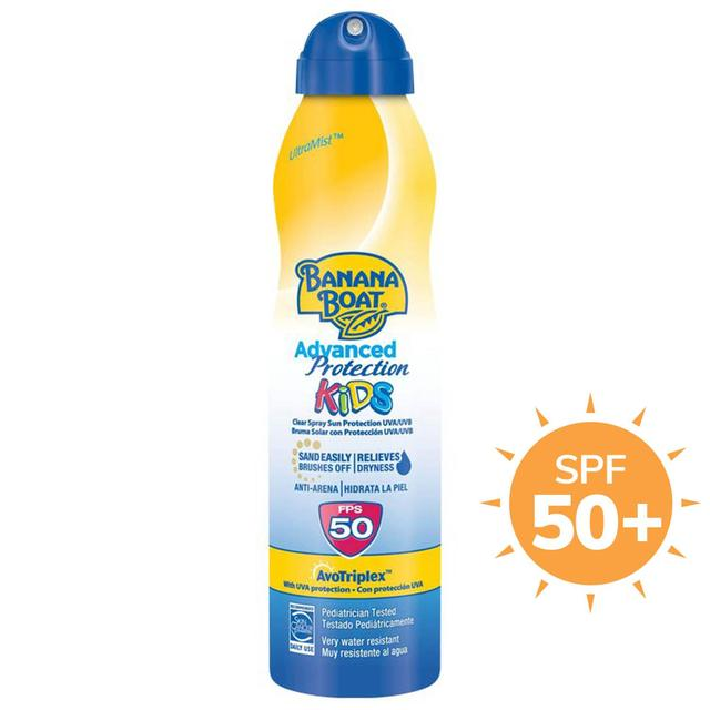 Banana Boat Kids Ultramist Tear Free Sun Spray SPF 50