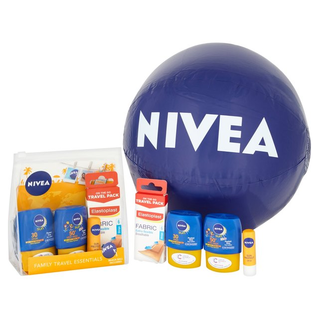 Nivea Sun Travel Pack