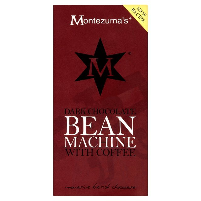 Montezuma's Dark Chooclate with Coffee Bar