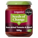 Seeds Of Change Sun Dried Tomato Organic Pasta Sauce