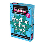 BrainBox Fraction Action Snap, 7yrs+