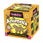 BrainBox Animals Card Memory Game, 8yrs+