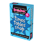 BrainBox Times Table Snap, 7yrs+