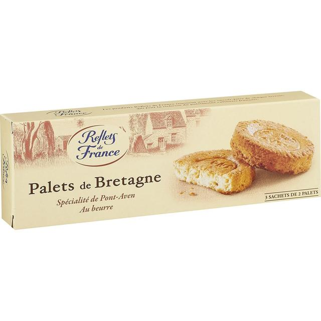 Reflets de France Shortbread Biscuits from Brittany