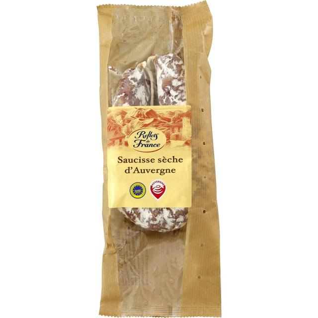 Reflets de France Saucisson Sec d'Auvergne Long