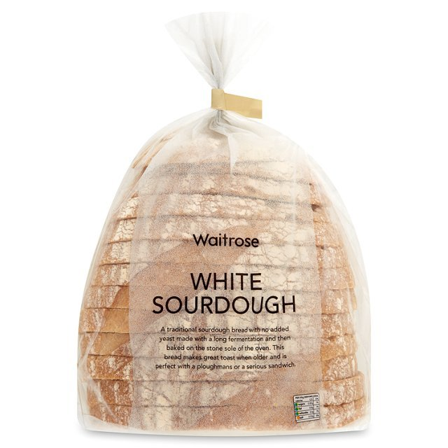 Rustic White Sourdough Waitrose