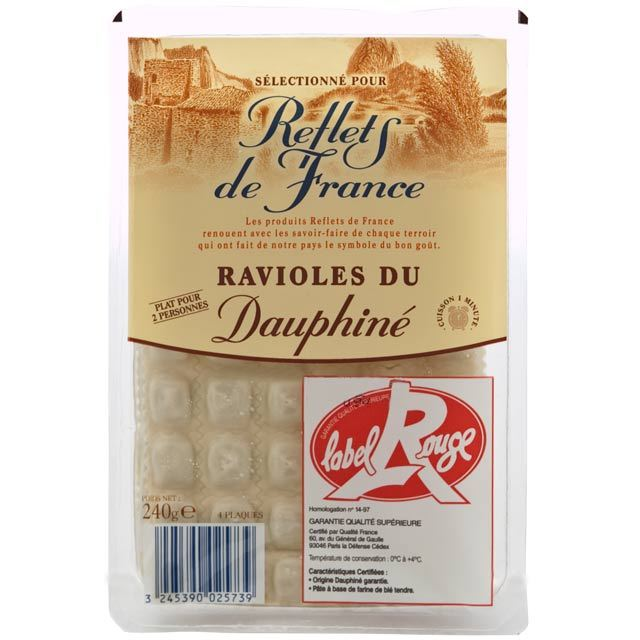 Reflets de France Fresh Mixed Cheese Ravioli