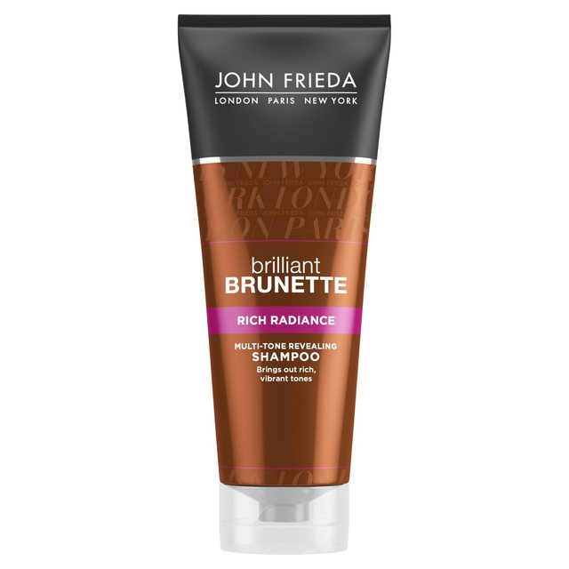 John Frieda Brilliant Brunette Enhancing Shampoo for All Brunettes