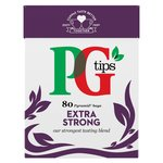 PG Tips Extra Strong Pyramid Teabags