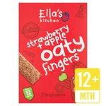 Ella's Kitchen Organic Strawberry & Apples Oaty Fingers