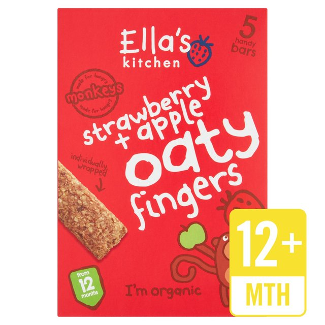Ella S Kitchen Nibbly Fingers Review