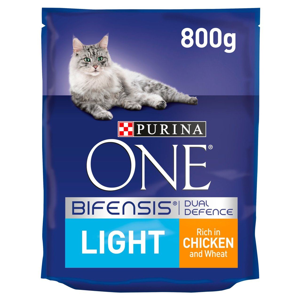An image of Purina One Light Cat Chicken & Wheat