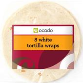 Ocado Plain Wraps