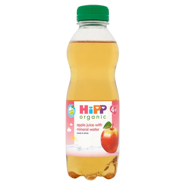 HiPP Organic Apple Juice With Mineral Water