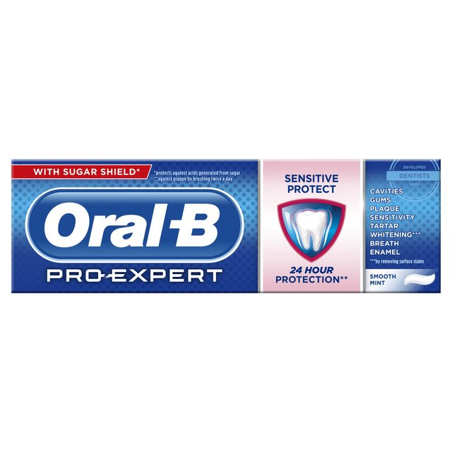 Oral-B Toothpaste Pro-Expert Sensitive & Whitening