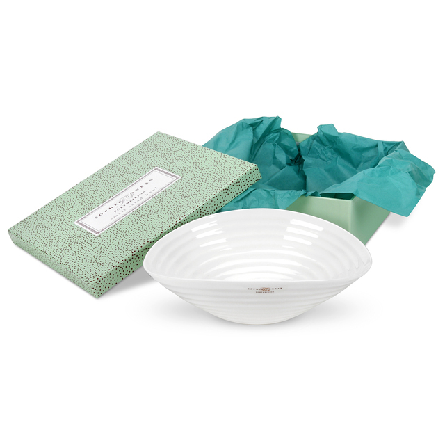 Sophie Conran Porcelain Salad Bowl Small White  sc 1 st  Ocado & Sophie Conran Porcelain Salad Bowl Small White from Ocado