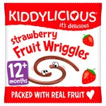 Kiddylicious Strawberry Fruit Wriggles