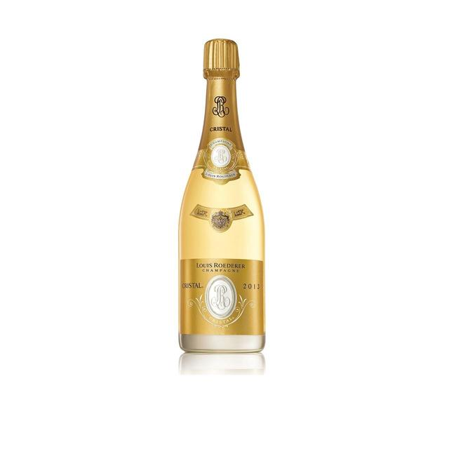 louis roederer cristal champagne 2009 75cl from ocado. Black Bedroom Furniture Sets. Home Design Ideas