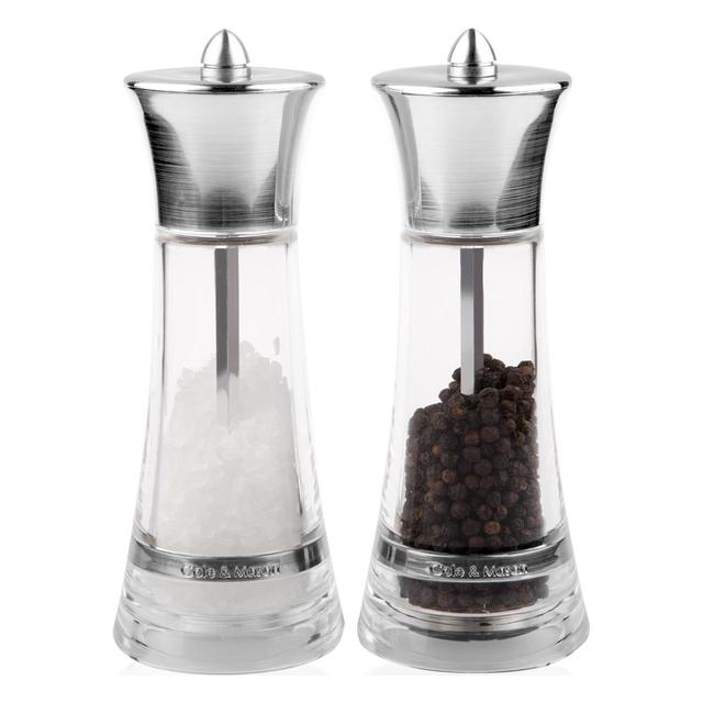 Cole & Mason Monaco Salt & Pepper Mill Giftset