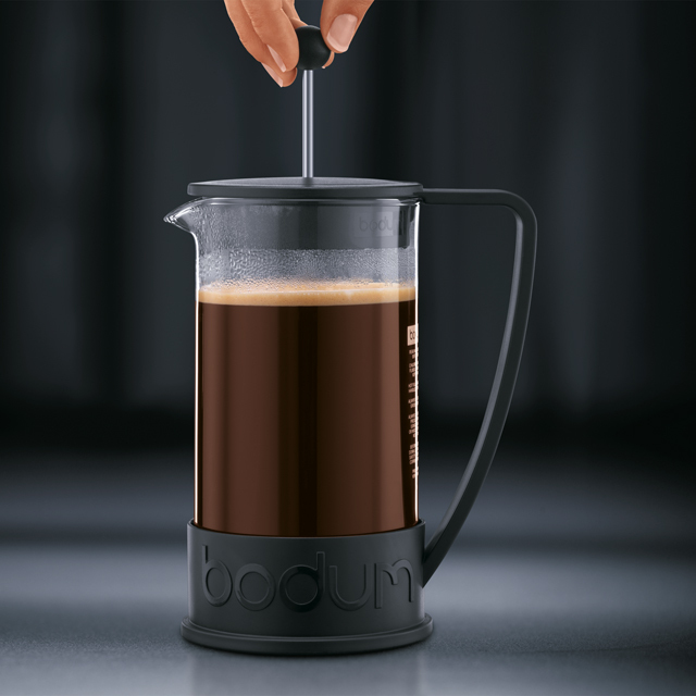 Bodum Brazil French Press Cafetiere 8 Cup