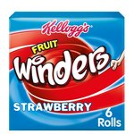 Kellogg's Strawberry Winders