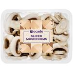 Ocado Sliced Mushrooms