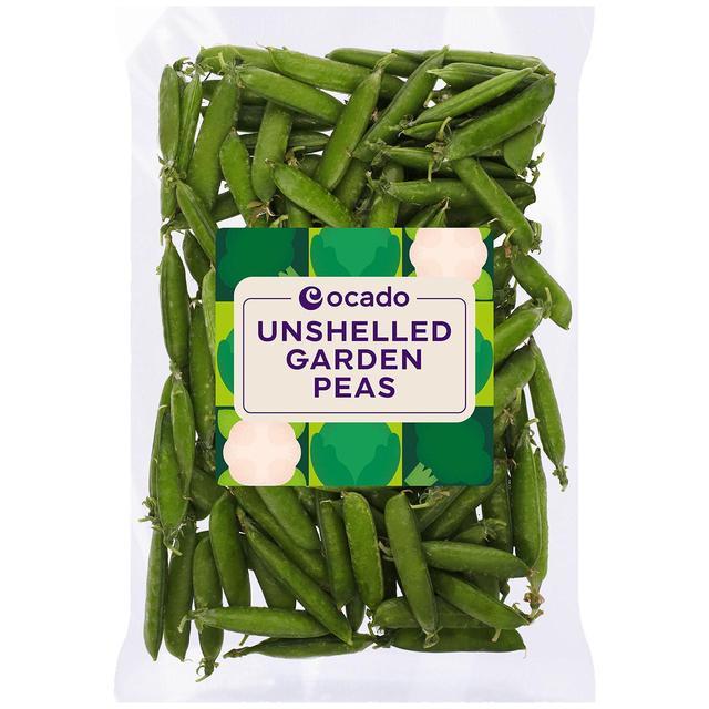 ocado british unshelled garden peas - Garden Peas