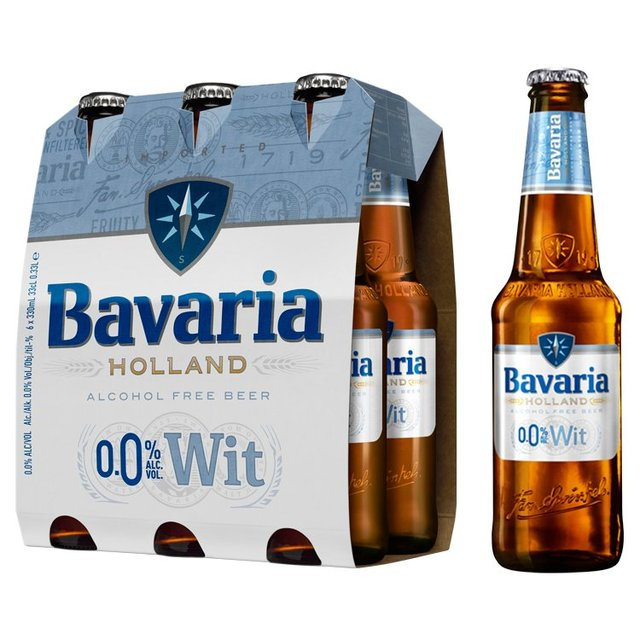 Bavaria 0.0% Premium Wit Beer