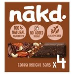 Nakd Free From Cocoa Delight Multipack