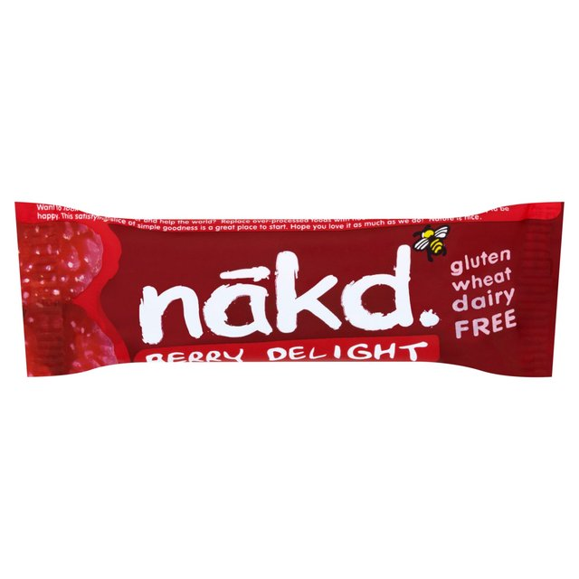 Nakd Free From Berry Delight Bar