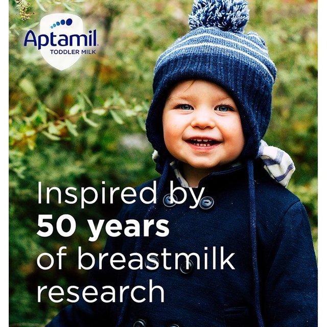 Aptamil 4 Growing Up Milk Formula 800g