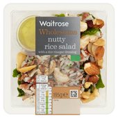Nutty Rice Salad Waitrose