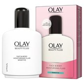 Olay Sensitive Beauty Fluid Moisturiser