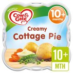 Cow & Gate Creamy Cottage Pie Little Steamed Meal