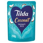 Tilda Steamed Basmati Coconut