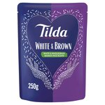 Tilda Steamed Basmati White & Brown