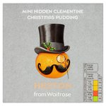 Heston from Waitrose Christmas Pudding Hidden Clementine