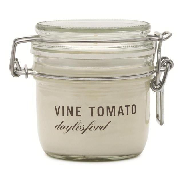 Daylesford Natural Vine Tomato Candle Jar 32 Hours Medium