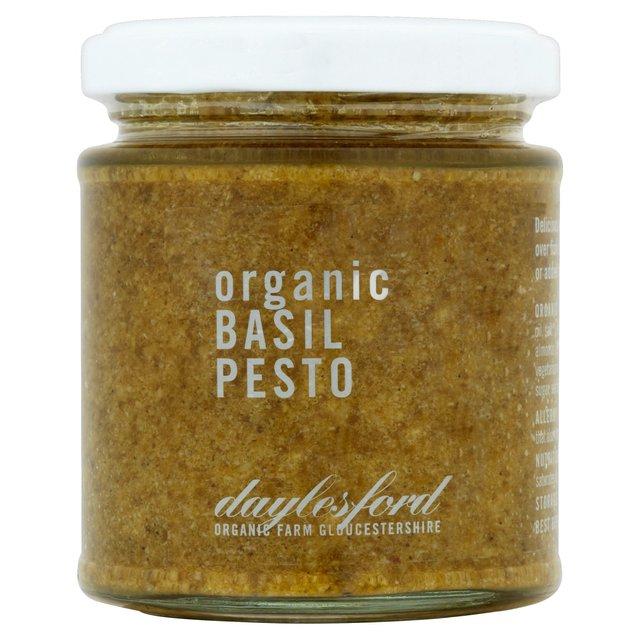 Daylesford Organic Fresh Basil Pesto from Ocado