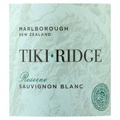 Tiki Ridge Sauvignon Blanc, Marlborough New Zealand