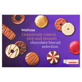 Waitrose Chocolate Biscuit Selection