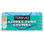 Fish 4 Ever Skipjack Tuna Chunks in Brine