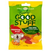 Goody Good Stuff Free From Tropical Fruit