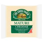 Lye Cross Farm Organic Mature Cheddar